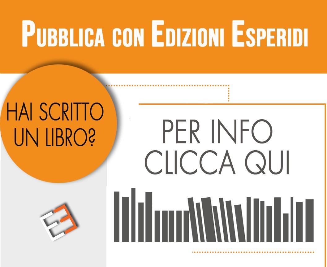 Pubblica con Edizioni Esperidi
